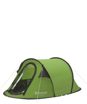 2-Personen-zelt von Outwell #adventure #camping #outdoor #sports