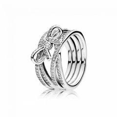 anillos pandora anchos