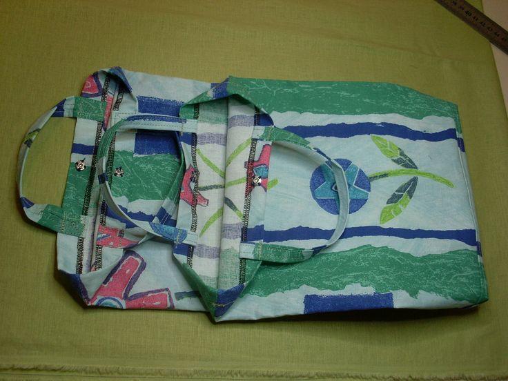 Twin wash bags