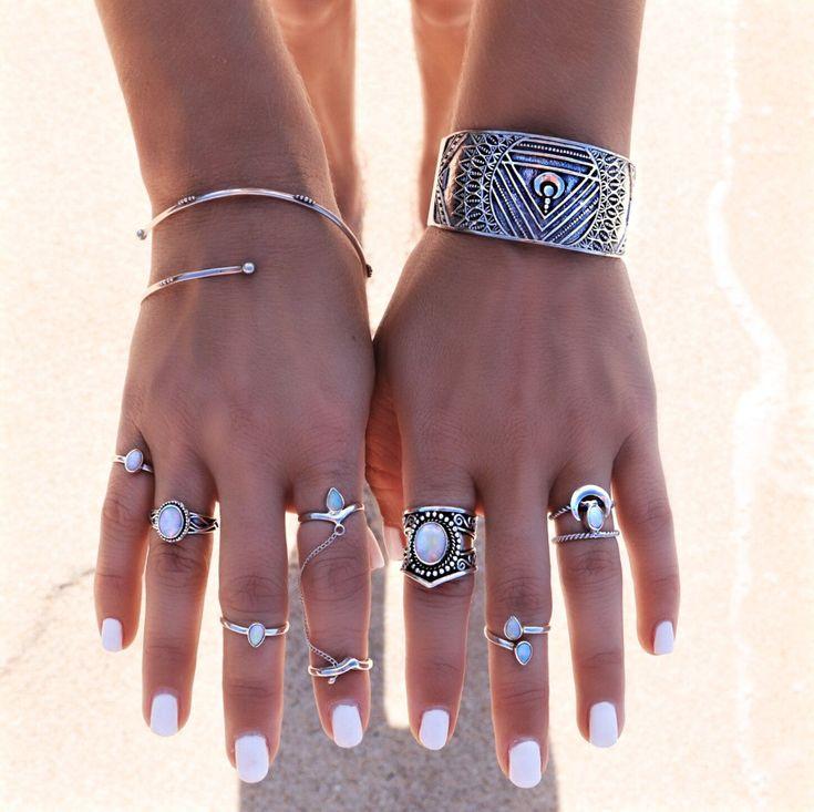 On SALE Sterling Silver Bangle Bracelet, Chakra Bracelet, Bohemian Jewelry, Cuff Bracelet, Adjustable Bracelet, Silver Cuffs, Silver Jewelry