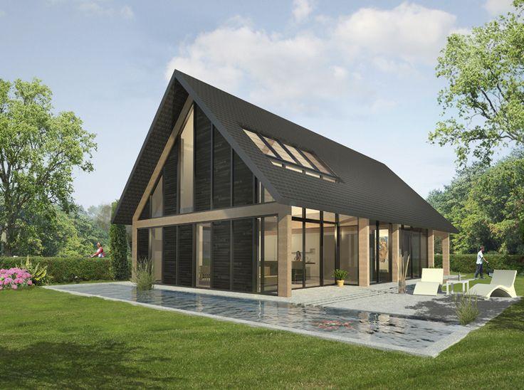 Ontwerp schuur Palazzo - Exclusief & Natuurlijk wonen   Timberliving