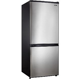 Apartment size fridge...Danby- -9.2 cu. ft. Compact Refrigerator - Stainless Steel ENERGY STAR®