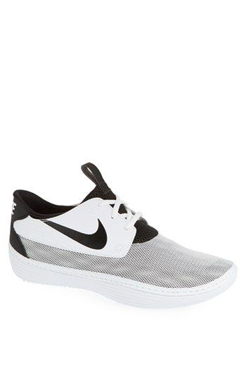 Nike 'Solarsoft Moccasin' Sneaker (Men)