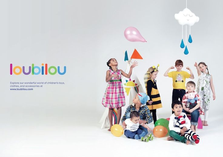Explore our wonderful world of children's toys, clothes and accessories www.loubilou.com