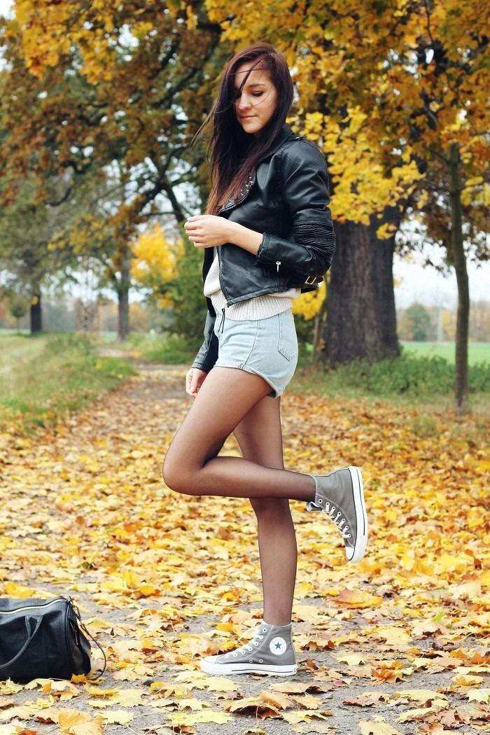 Suspenders Tennis Shoes