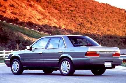 #2) 1993 Nissan Stanza