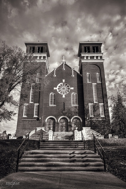 Sudbury, Ontario by Josh Crump Photography Christ the King Church