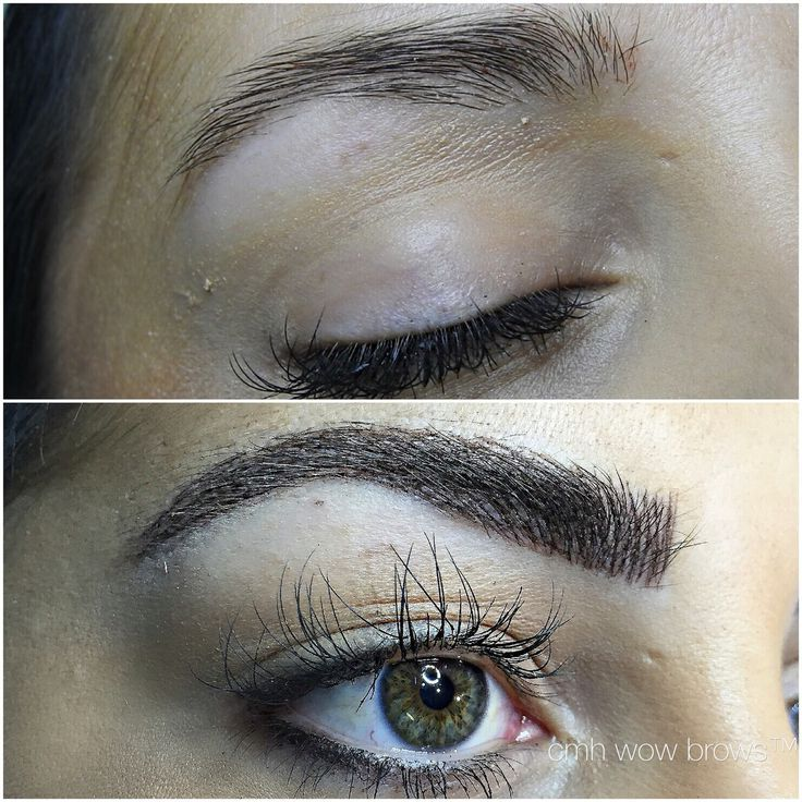 Pure Eyebrow Tattooing Hair stroke / Feather Contact / Microblading / Microstro….
