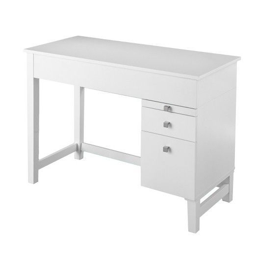 Melville Midcentury Modern Adjustable Height Desk : Target
