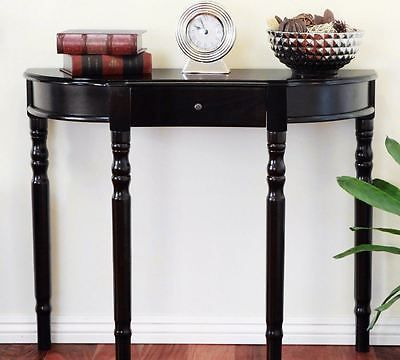 Hallway-Table-Narrow-Console-Foyer-Entryway-Sofa-Accent-With-Drawer-Storage