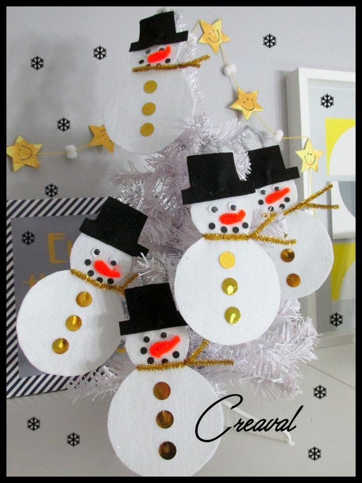 1000 id es sur le th me bonhomme en carton sur pinterest petit bonhomme carton et page - Bonhomme de neige en papier ...