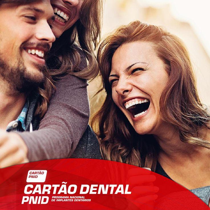 Com milhares a aderir. Colocamos Portugal a Sorrir! Seja o próximo a segurar o nosso Cartão e usufrua de um conjunto de tratamentos que o vão ajudar a voltar a Sorrir. -------------------- Adira JÁ ao seu Cartão: > http://www.pnid.pt/cartaodentalpnid/#saber-mais