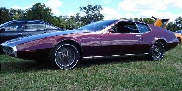 '69 Pontiac Farago CF 428 idea
