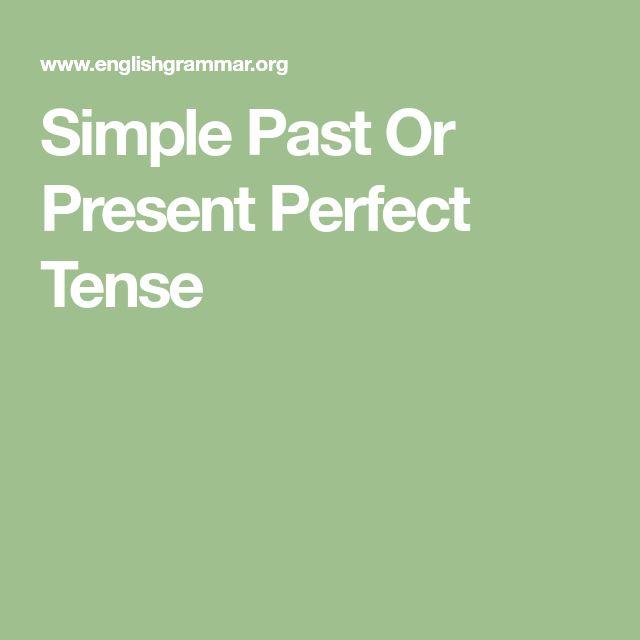 present perfect vs past perfect exercises pdf