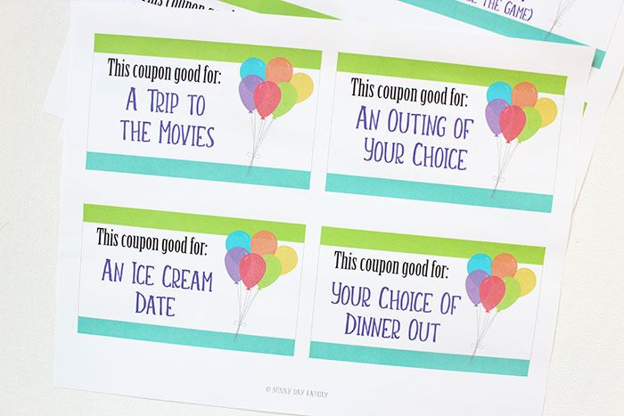 This Printable Birthday Coupon Book is the Best Gift for Kids American ExpressDinersDiscoverJCBMasterCardPayPalSelzVisa