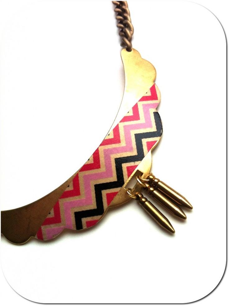 Très joli collier navaro Fait-main $19