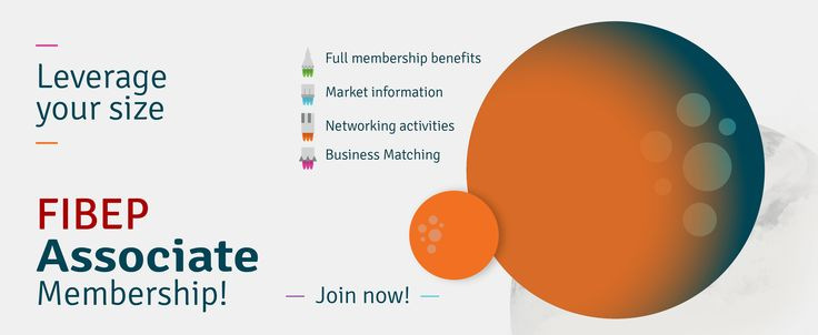 Leverage your size as FIBEP Associate Member http://fibep.info/article/fibep-associate-membership-application-criteria