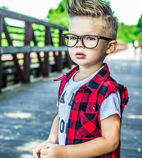 #babies #cute #adorable #lovely #stylish #blonde #boy