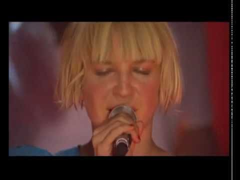 Sia-Breathe Me (Live) ... this is one of my favorite songs of Sia's, it just does something to me ... the piano and background music stir something inside me ... kd