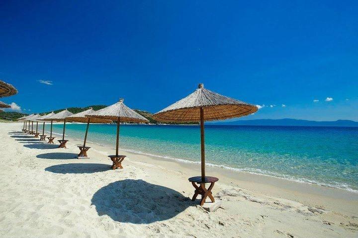 Island Ammouliani (Halkidiki)  Greece
