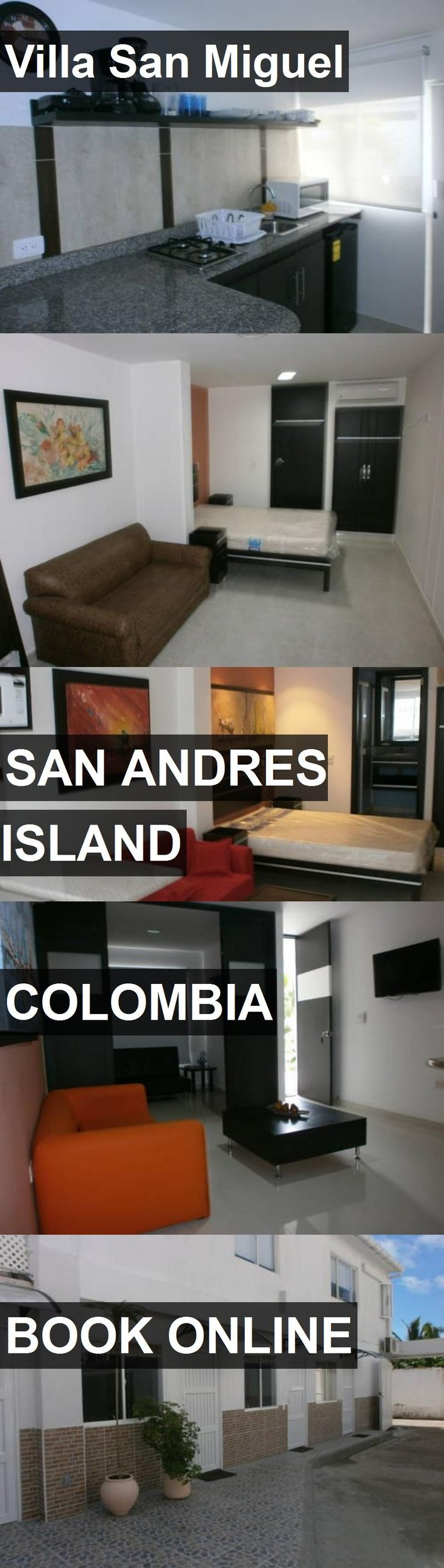 Hotel Villa San Miguel in San Andres Island, Colombia. For more information, photos, reviews and best prices please follow the link. #Colombia #SanAndresIsland #VillaSanMiguel #hotel #travel #vacation