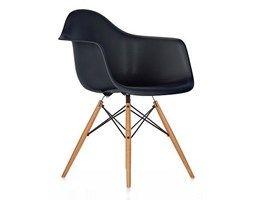 Krzesło DAW czarne (PP)