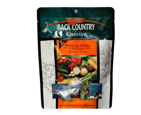 Back Country Cuisine Freeze Dri Meals