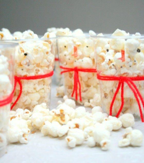 traktatie popcorn beker - Google zoeken