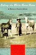 Riding the White Horse Home is a quiet memoir about family and community. Each critical member of Teresa Jordan's family is covered in separate chapters. She deals with each character in her life with love, even when noting their faults. Even though the memoir is about life on a Wyoming ranch and the changes in ranching life, there are many truths that anyone can relate to. The writing is wonderfully simple and engaging.