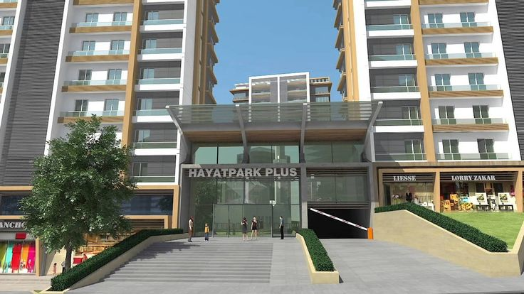 Arabian Innovations offers HAYAT PARK PLUS