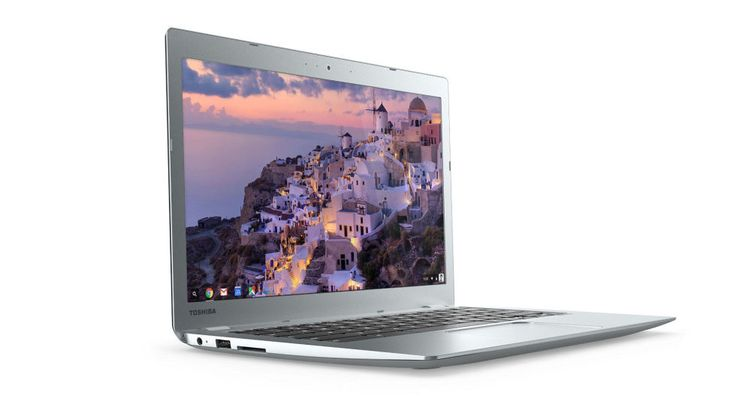 from $330, amazon.com The Toshiba Chromebook 2 is one of the best laptops with Google Chrome OS on board. It features an excellent 13.3-inch 1080p touchscreen, top-notch backlit keyboard, 4GB of RAM, zippy Wi-Fi, 16GB of built-in memory, as well as 100GB of free Google Drive storage. The notebook's speakers have been tuned by Skullcandy, so it will probably surprise users with its audio quality, too. The price tag includes a Chromebook 2 with Intel Celeron CPU. However, another $100 will…
