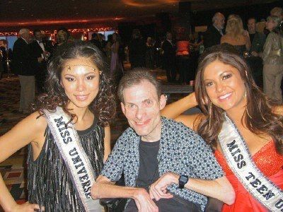Miss Universe Riyo Mori Miss TeenUSA Hilary Cruz 2007