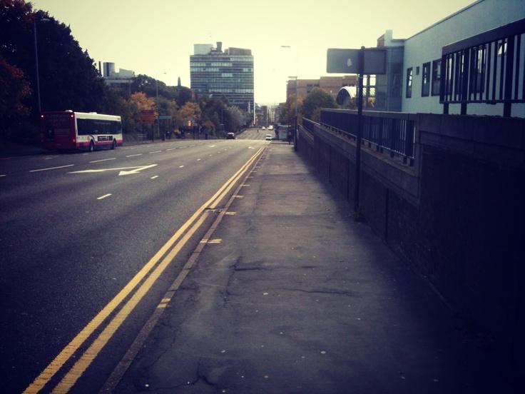 just a Saturday walk