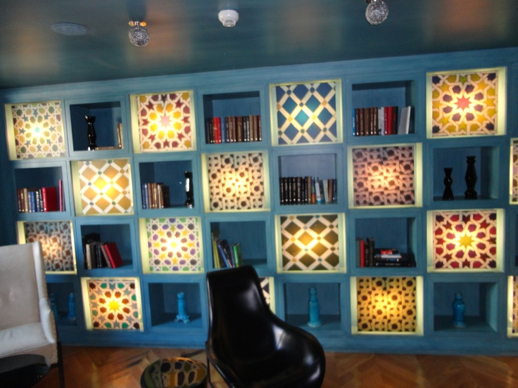 Wall detail and modern islamic inspiration islamic for Islamic interior design ideas