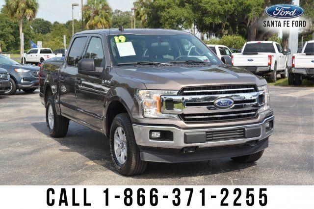 2019 Ford F 150 Xlt Supercrew Pickup Truck V6 3 3l Engine