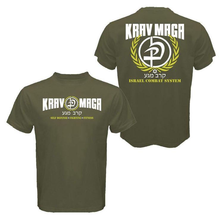 Mens Krav Maga T-shirt