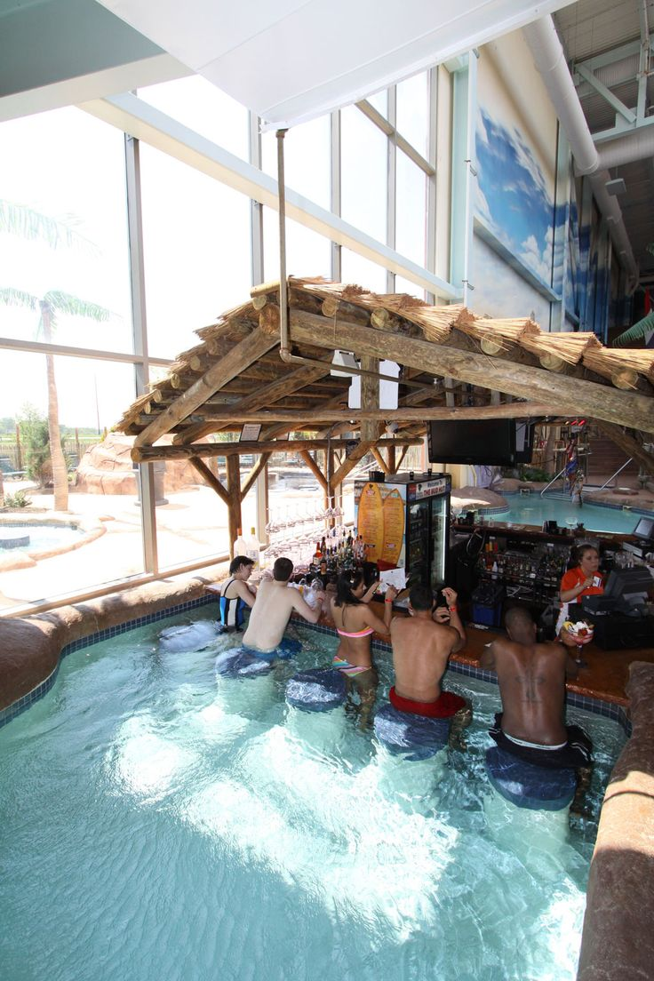 The World's Coolest Indoor Water Parks