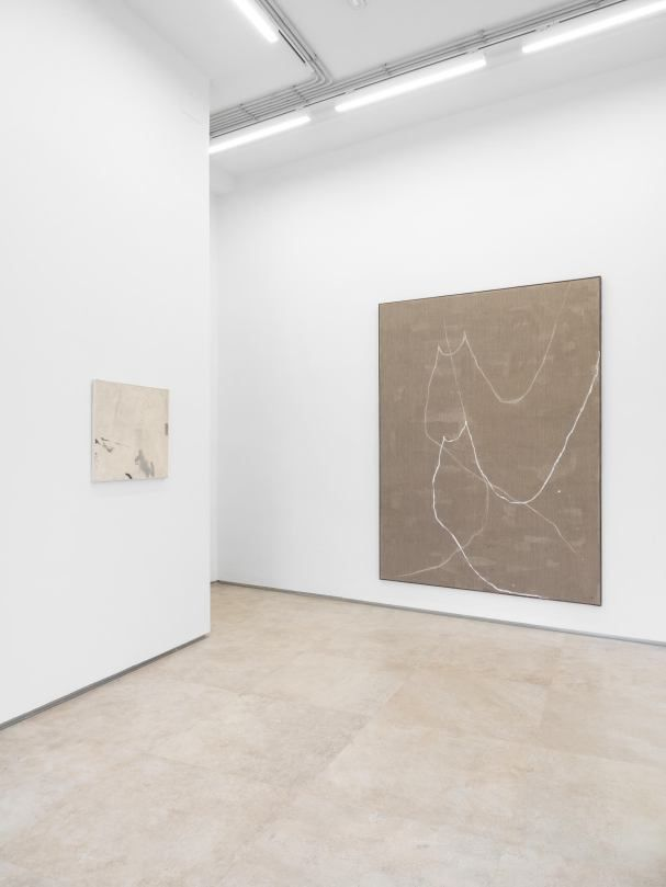 Struan Teague's Strikinlgy Abstract Terrotiries on Canvas – Art Verge