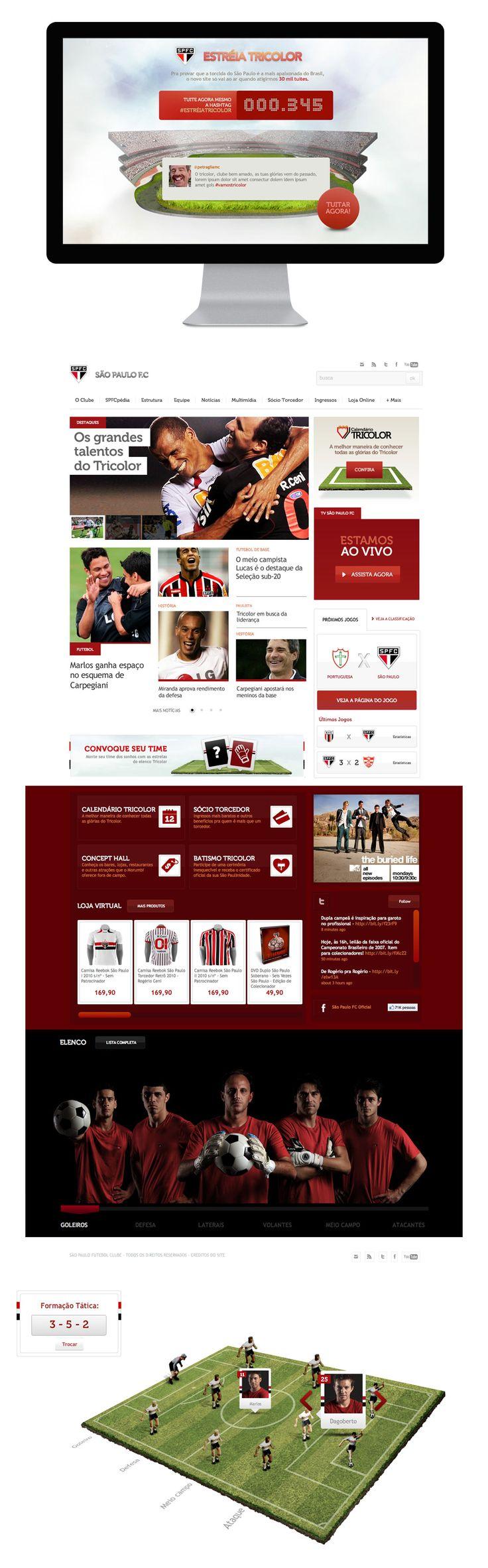 SPFC Official website.