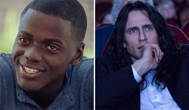 """James Franco (""""The Disaster Artist"""") has been the Golden Globes frontrunner for Best Film Comedy/Musical Actor since before the nominations were announced on Monday morning, December 11…"""