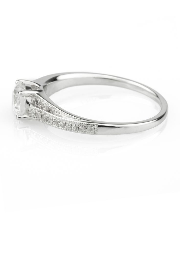 """The Ring Vienna S Casual Luxury Hotel Vienna: Vintage Engagement Rings, Design """"Vienna"""" With Overlapping"""