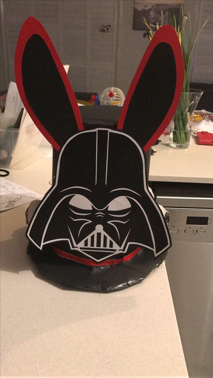 Death Vader Easter hat