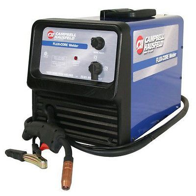 Welding and Soldering Tools 46413: Campbell Hausfeld Flux Core Wire Feed Welder Wf2150 New -> BUY IT NOW ONLY: $197.24 on eBay!