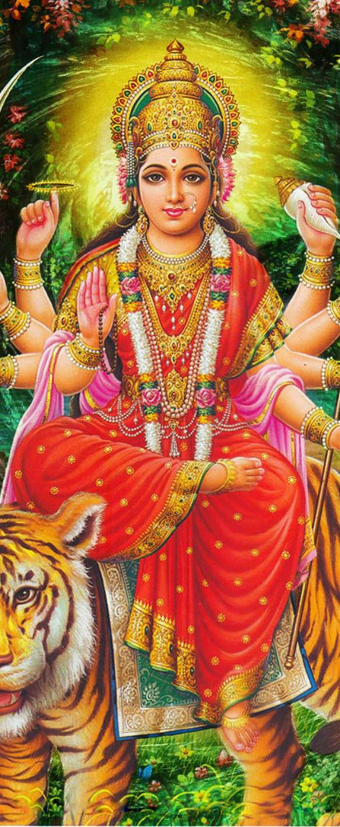 Jai Ambe Gauri – Aarti of Goddess Durga