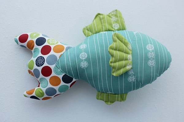 Fish by Birch Fabrics