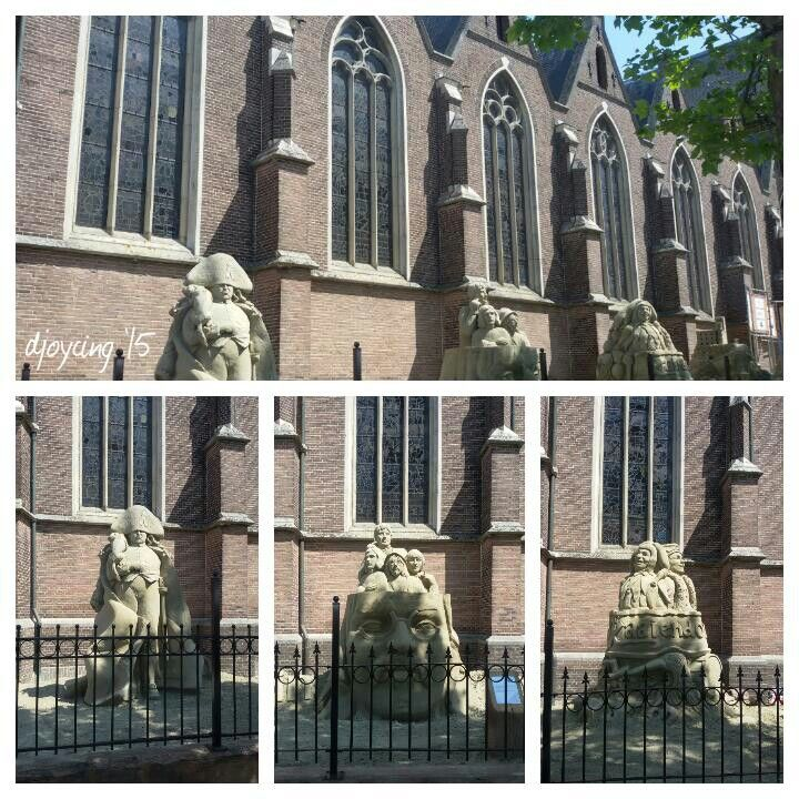 Opening 11-7-2015 #sand #sandart #exhibition #church #netherlands #oosterhout #zandsculpturen #zand