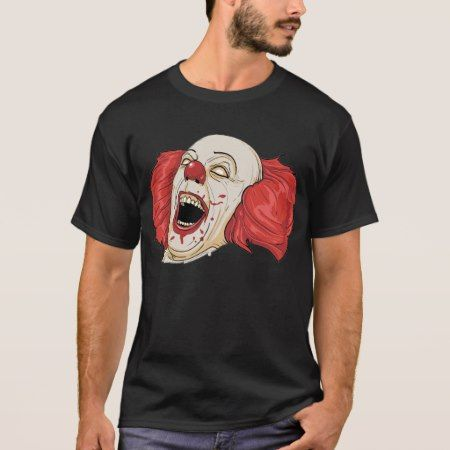 Dark clown T-Shirt - click to get yours right now!
