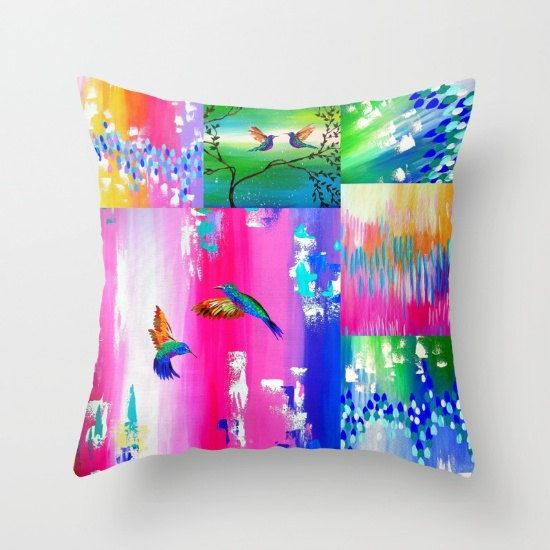 throw pillow cushion cover throw pillows pillow by TheCateEscape