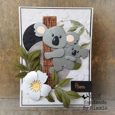 100% Handmade By Rimmie: Koalabeertjes