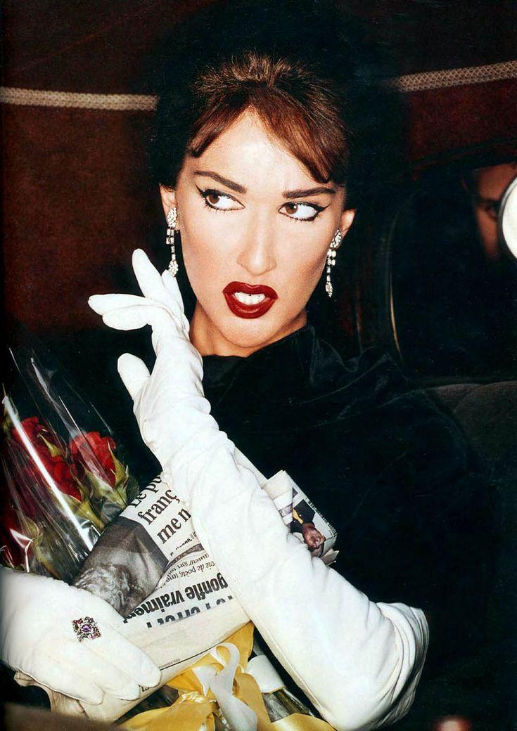 Thatface Kevyn Aucoin: 15 Best Images About Céline On Pinterest